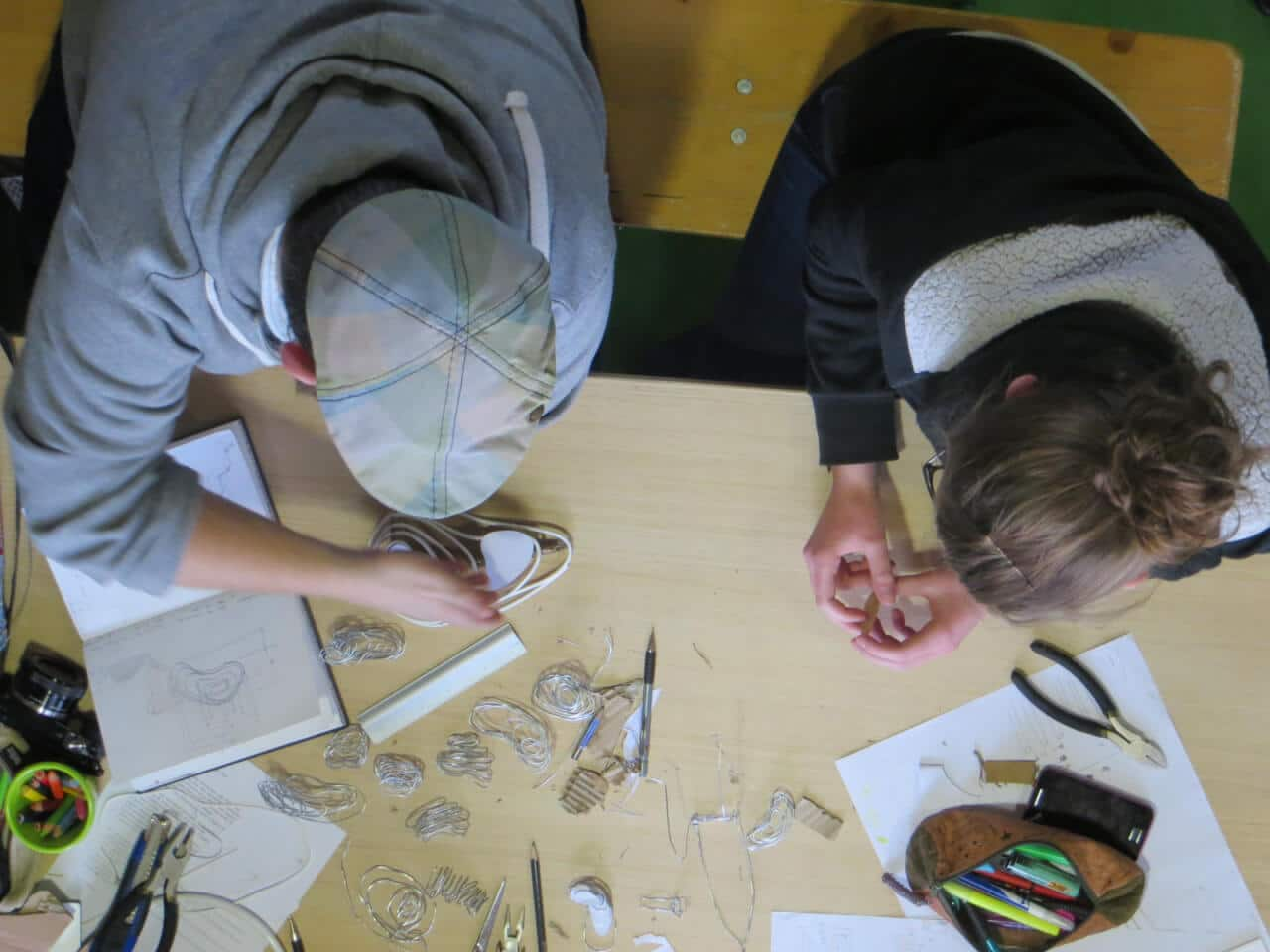 Enseigner - Workshop Bois cintré